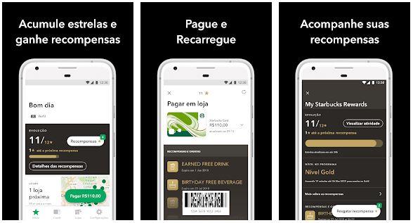 Plataformas de Pagamento: Starbucks